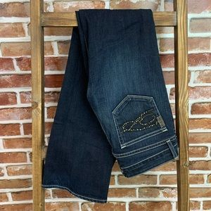 Page Benedict Canyon Classic Rise Bootcut, 28